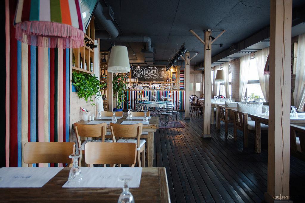 Ресторан Regatta - фотография 16