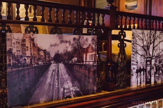 Ресторан Britannia - фотография 3