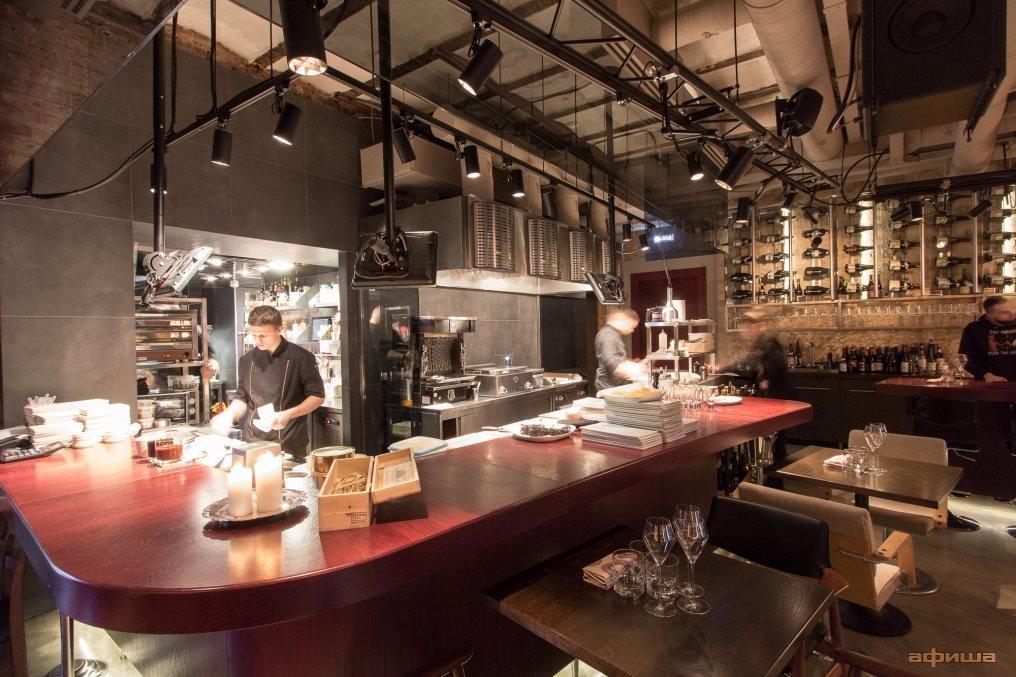Ресторан Big Wine Freaks - фотография 12