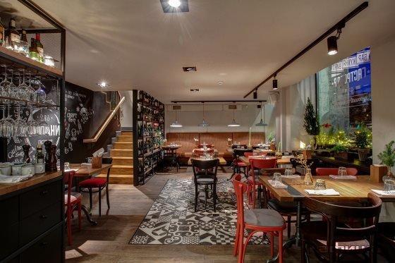 Ресторан Компания - фотография 9