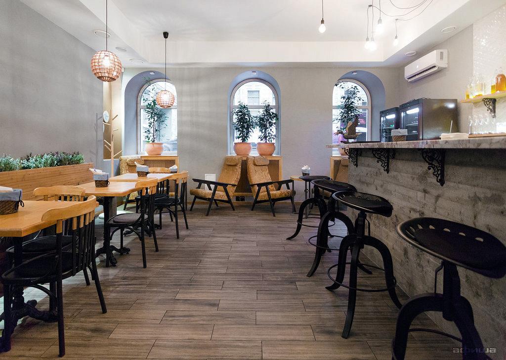 Ресторан Лев и птичка - фотография 13