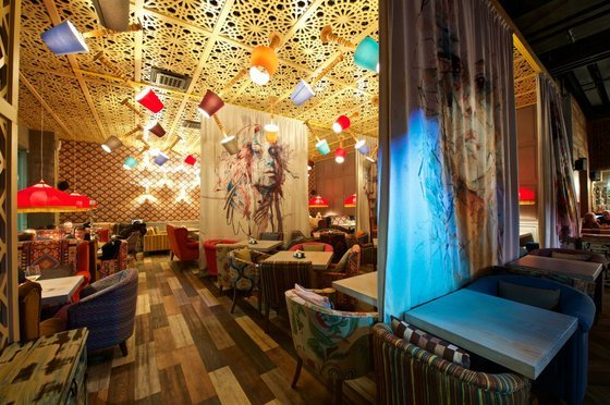 Ресторан Гранат - фотография 7