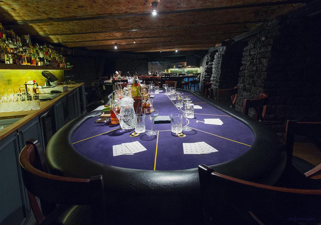 Ресторан Кабинет - фотография 6