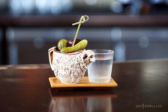 Ресторан Argo - фотография 1