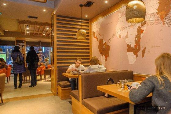 Ресторан Traveler's Coffee - фотография 7