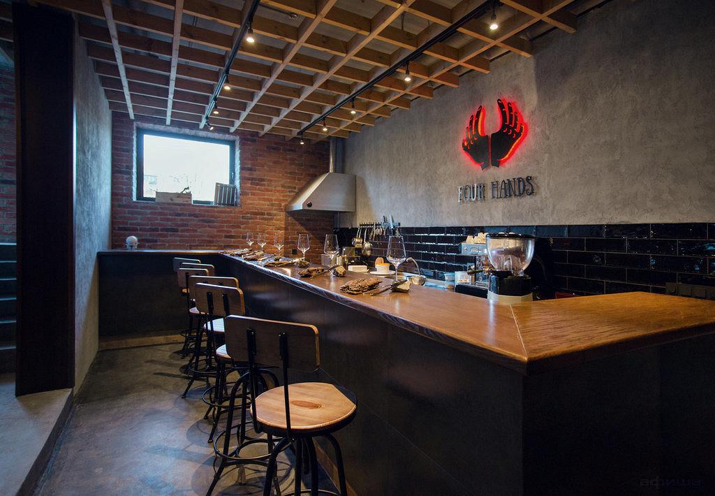Ресторан Four Hands - фотография 11