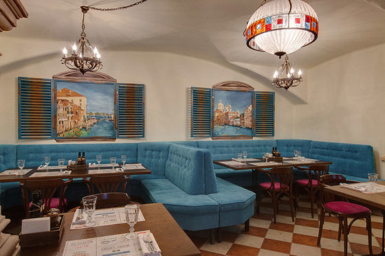 Ресторан Cannoli Café - фотография 13