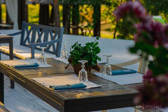Ресторан The River Café - фотография 2