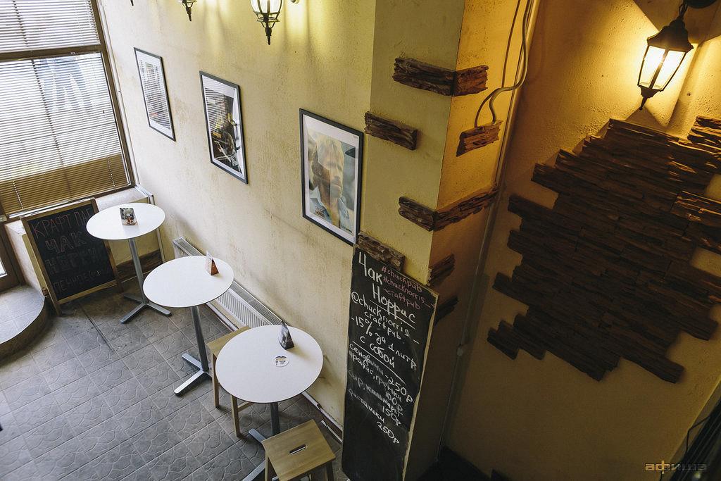 Ресторан Чак Норрис - фотография 11