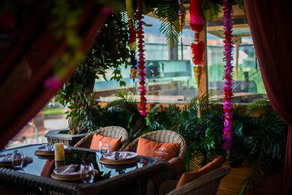 Ресторан Buddha Bar Moscow - фотография 20