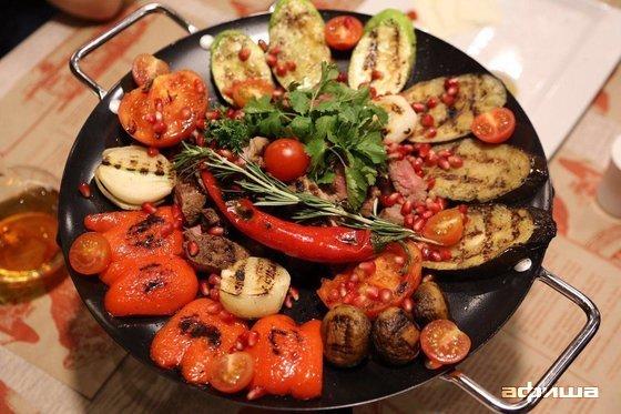 Ресторан Рис, баран и барбарис - фотография 10