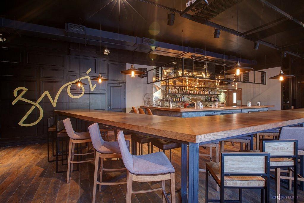 Ресторан Svoi - фотография 6