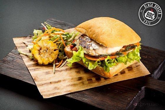 Ресторан Black Burger - фотография 4