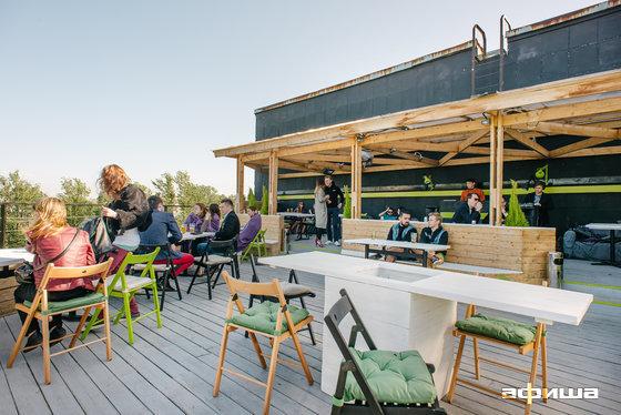 Ресторан Botanique Bar - фотография 8