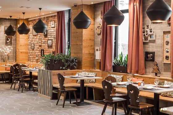 Ресторан Туршавель - фотография 1