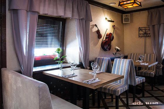 Ресторан Амадеус - фотография 9