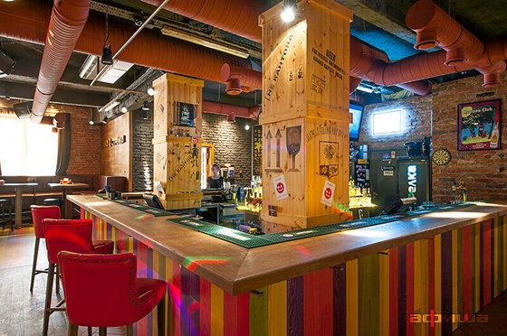 Ресторан Белка & Стрелка - фотография 16