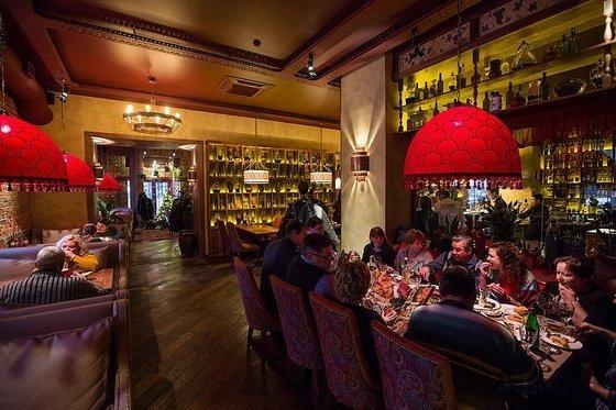 Ресторан Бакладжан - фотография 13