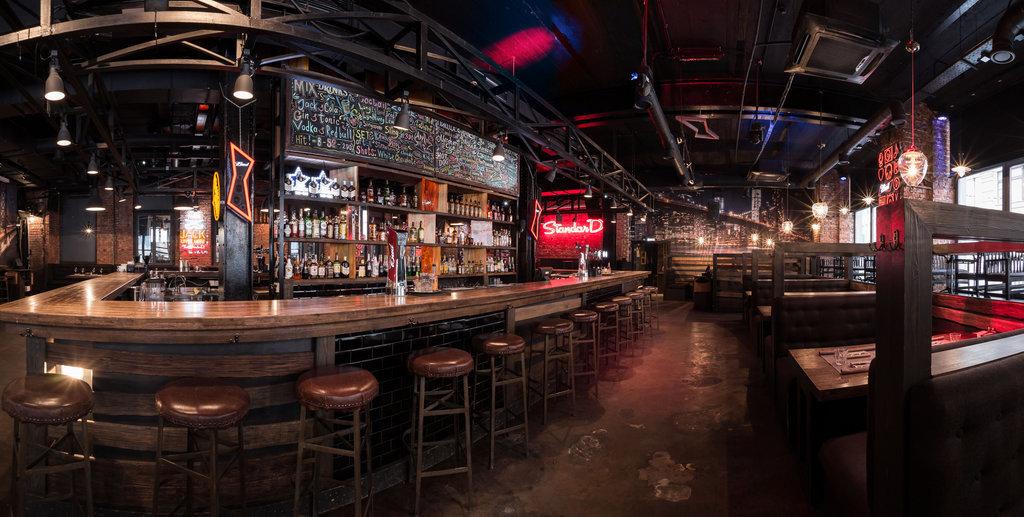 Ресторан The Standard - фотография 7