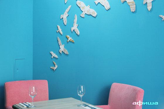 Ресторан Голубка - фотография 20