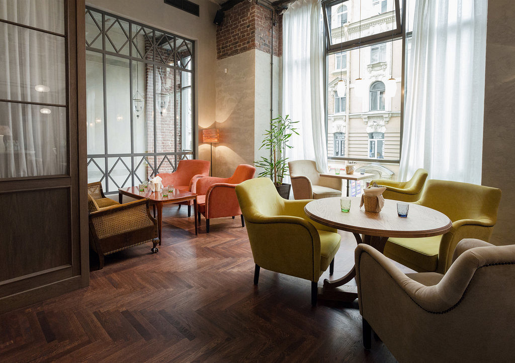 Ресторан Social Club - фотография 6
