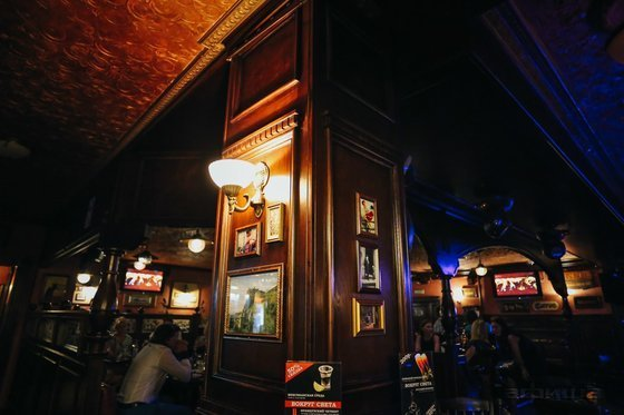Ресторан Ben Hall - фотография 3