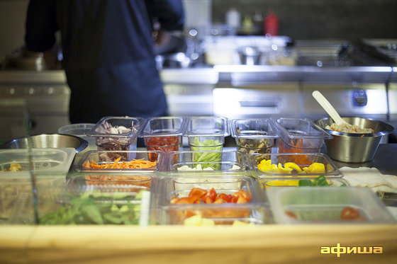 Ресторан Kung Fu Kitchen - фотография 8