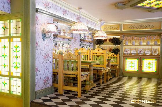 Ресторан Мандариновый гусь - фотография 10