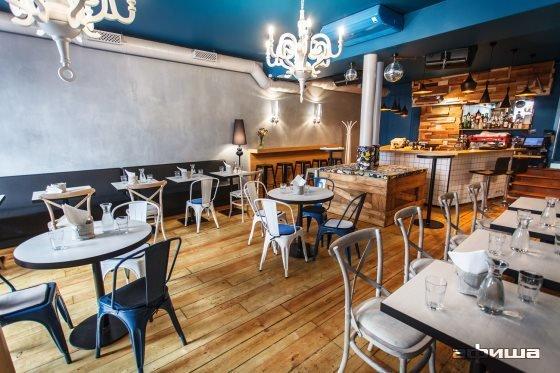 Ресторан Общество чистых тарелок - фотография 6