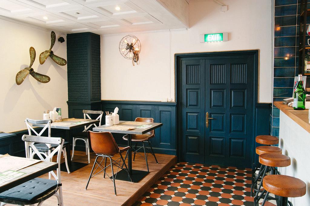 Ресторан Crab Pub - фотография 18