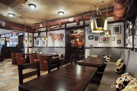 Ресторан Жадина-говядина - фотография 2