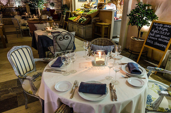 Ресторан La taverna - фотография 8
