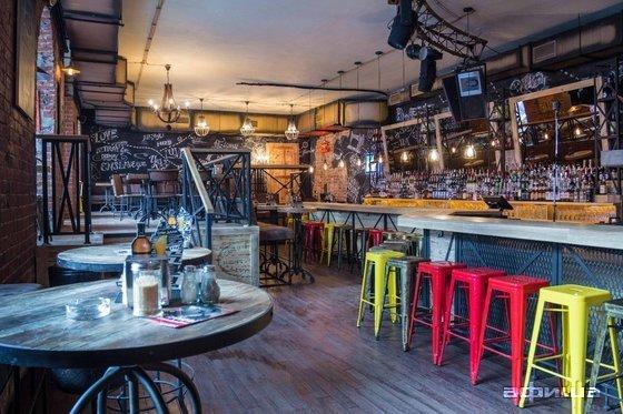 Ресторан Fabrika - фотография 8