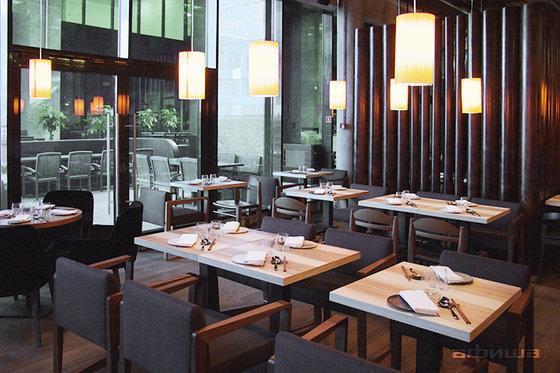 Ресторан Madame Wong - фотография 11