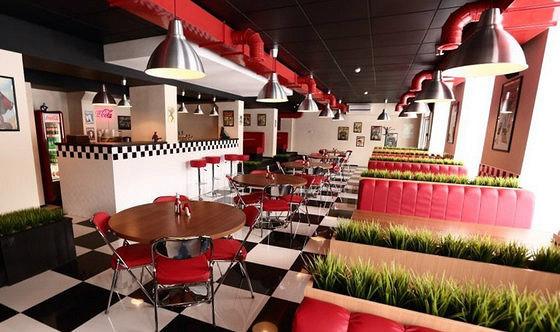 Ресторан Pizzaman - фотография 1