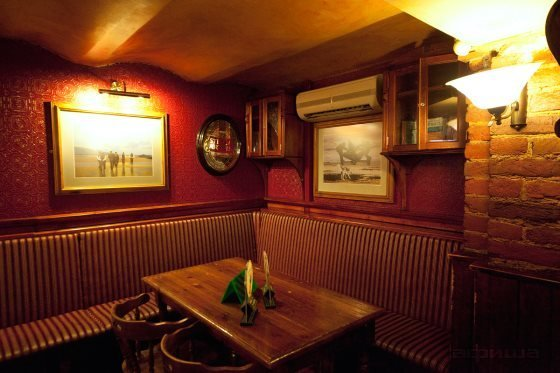 Ресторан Mollie's Pub - фотография 2