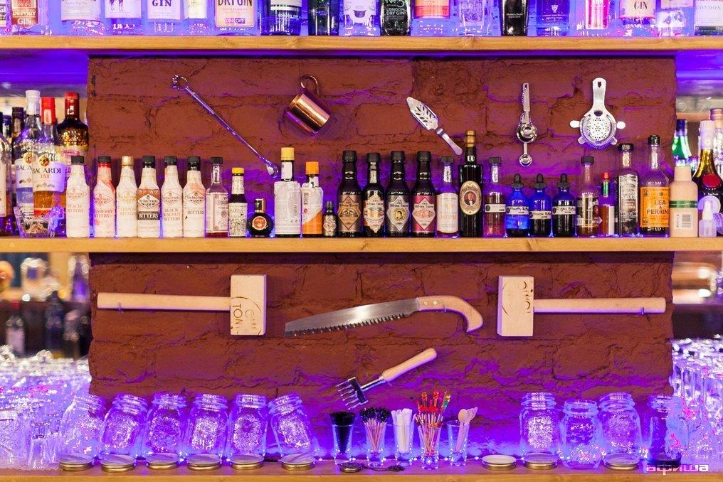 Ресторан Gin Tonic Bar - фотография 7