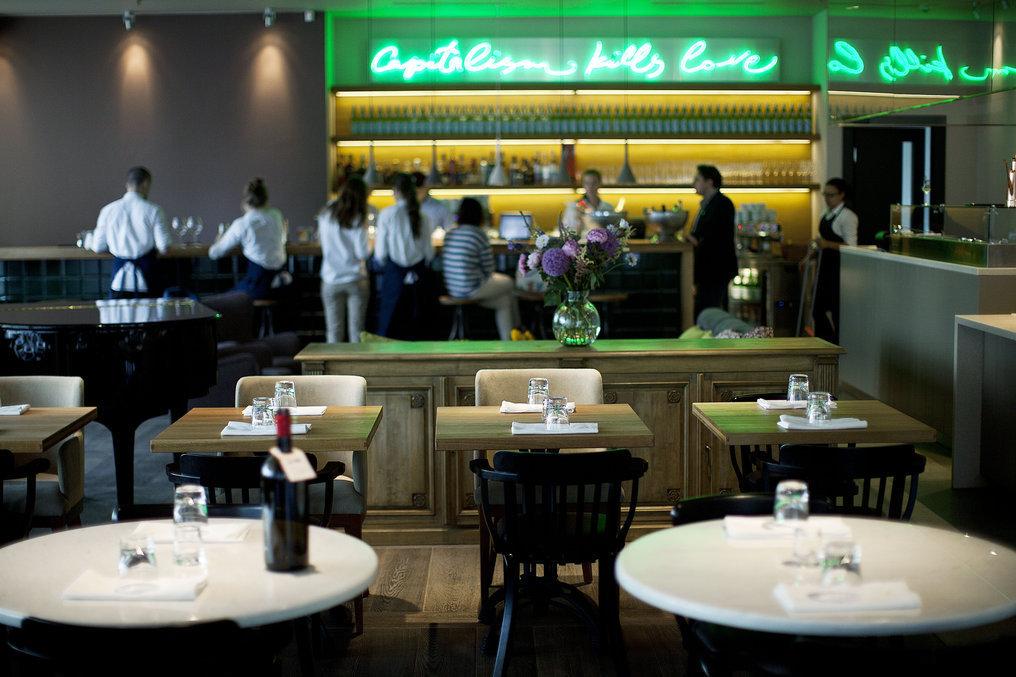 Ресторан Probka на Цветном - фотография 15