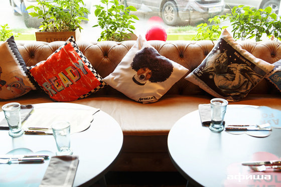 Ресторан Double Dutch - фотография 11