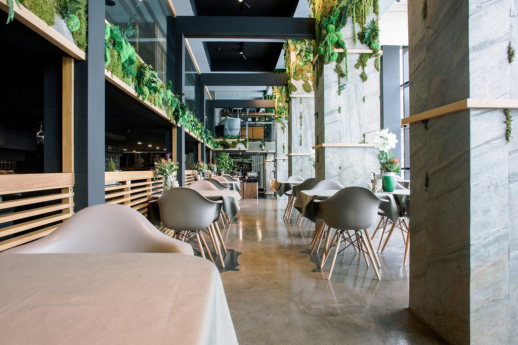 Ресторан Волна Gourmet Сafé - фотография 4