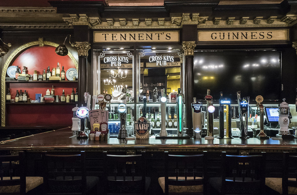 Ресторан Cross Keys Pub - фотография 6