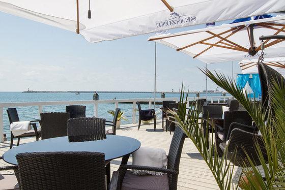 Ресторан Sea Zone - фотография 1