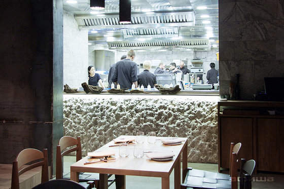 Ресторан Madame Wong - фотография 6