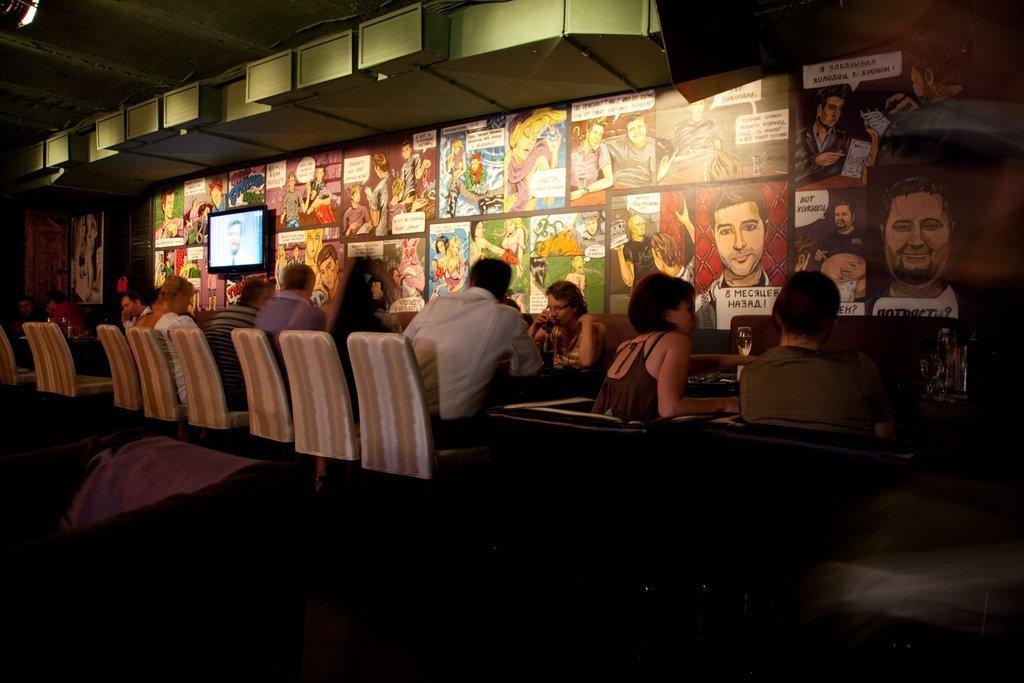 Ресторан Джон До - фотография 8