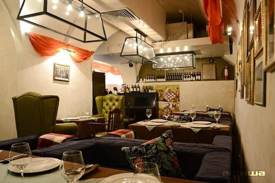 Ресторан Вино и мясо - фотография 5