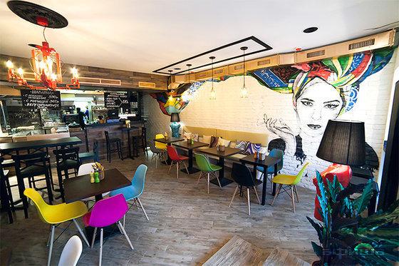 Ресторан Laffa Laffa - фотография 8
