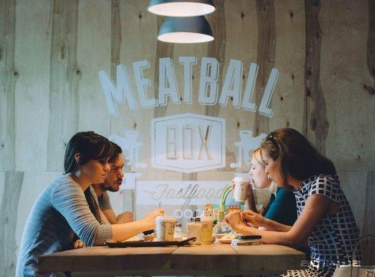 Ресторан Meatball Box - фотография 15