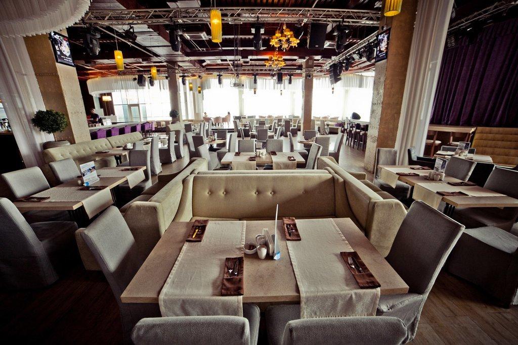 Ресторан Облака - фотография 7