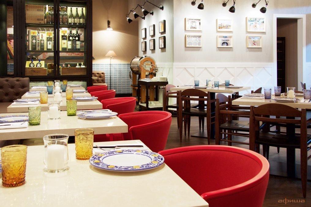 Ресторан Trattoria siciliana - фотография 19