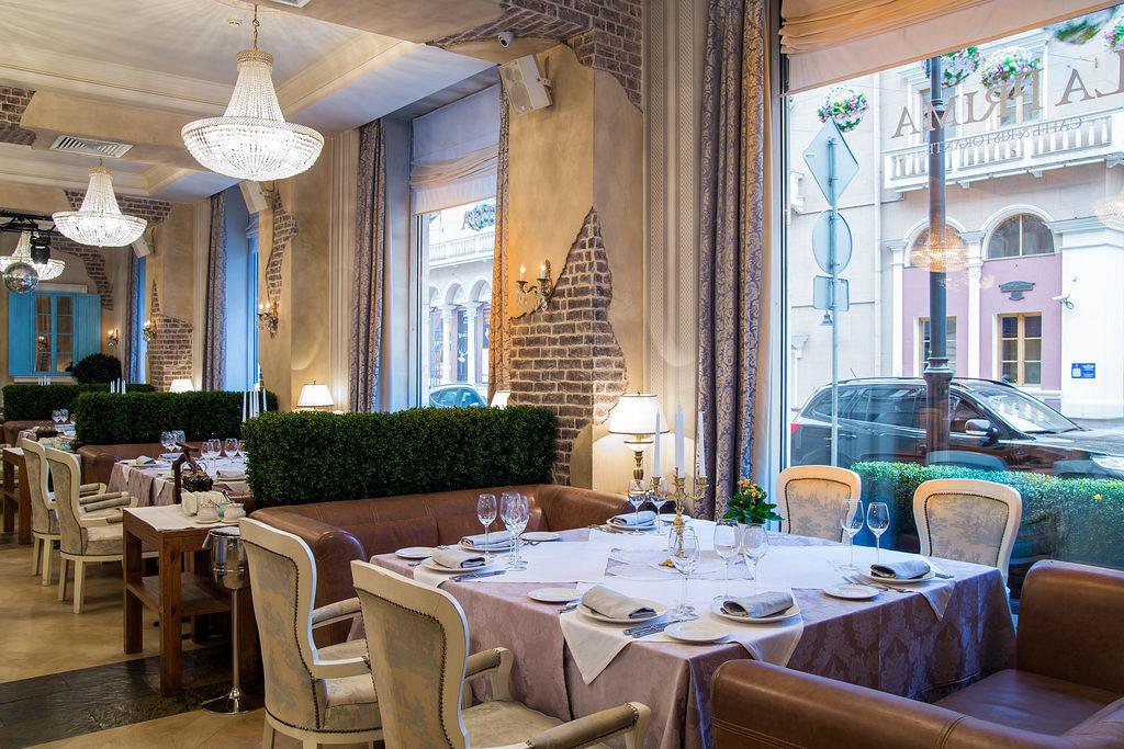 Ресторан La prima - фотография 13